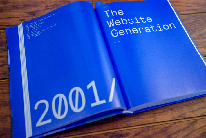 Web Design - The Evolution of the Digital World 1990-Today