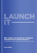 Launch It - Book Cover