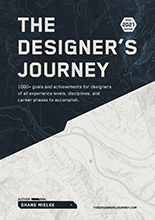 The Designer's Journey - Book Cover