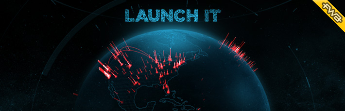 Launch It: Interactive Experience