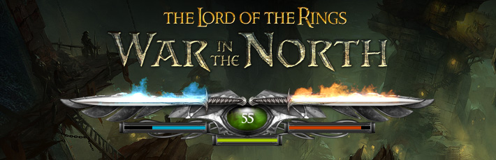 The Lord of the Rings - War In The North - Game UI