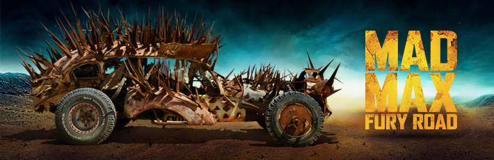 Mad Max: Fury Road Vehicle Showcase