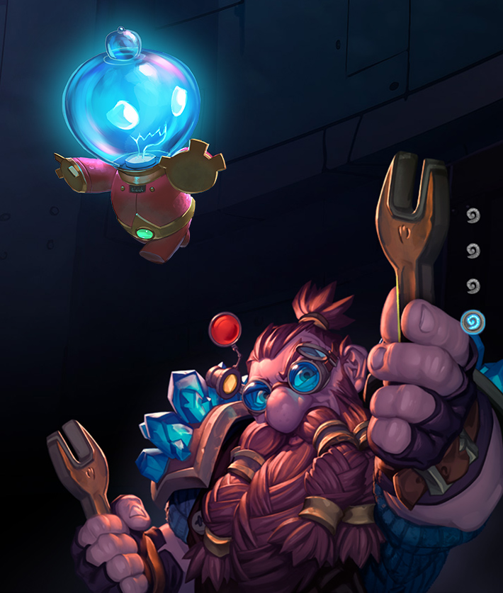 Blizzard - Hearthstone - The Boomsday Project