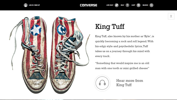 Converse: Made By You
