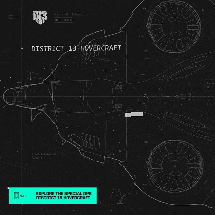 The Hunger Games - District 13