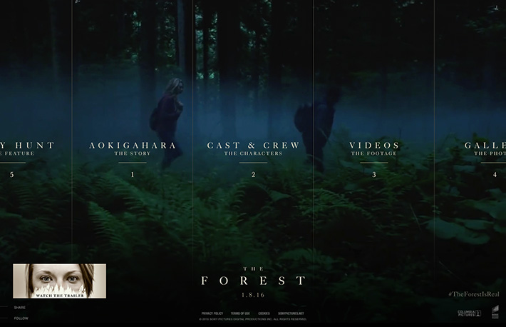 Sony Pictures - The Forest
