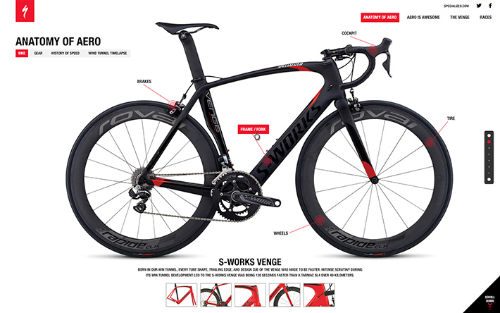 Specialized Bicycles - 5 Minutes