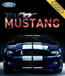 Ford - 2010 Mustang