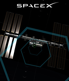 SpaceX - ISS Docking Simulator