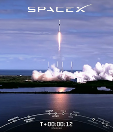 SpaceX - Webcast