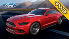 2015 Ford Mustang Customizer